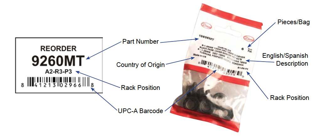MT Merchandiser Bag